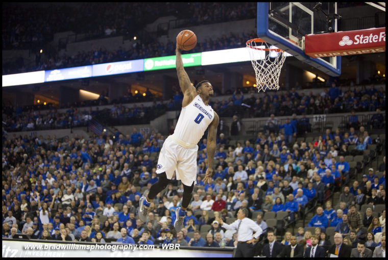 Morning After: #23 Creighton Completely Dismantles DePaul in 93-58 Win