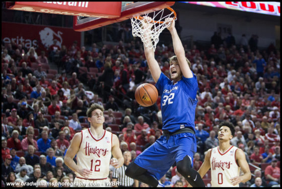 Morning After: #10 Creighton Wins Sixth Straight Over In-State Rival Nebraska, 77-62