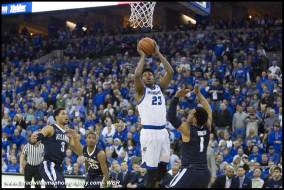 Photo Gallery: #10 Creighton falls to #1 Villanova