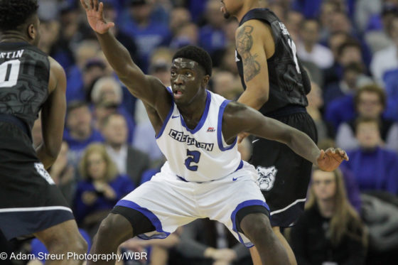 Photo Gallery: #8 Creighton Men's Basketball Runs Away From #12 Butler