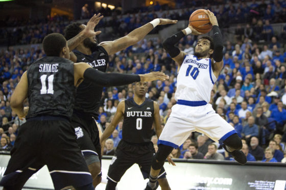 Morning After: #8 Creighton Builds Huge Early Lead on #12 Butler, Coasts to 75-64 Win