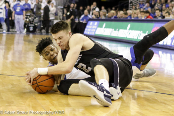 Morning After: #22 Creighton Picks Up Huge Road Win at #16 Butler, 76-67
