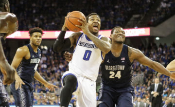Morning After: Marcus Foster's Career-High 35 Points Lead #20 Creighton to 87-70 Win over Georgetown