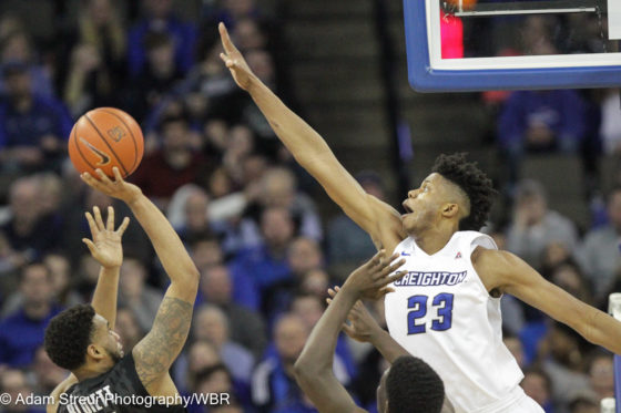 Morning After: #22 Creighton Blows Nine-Point Halftime Lead, Multiple Late Chances in Loss to Xavier