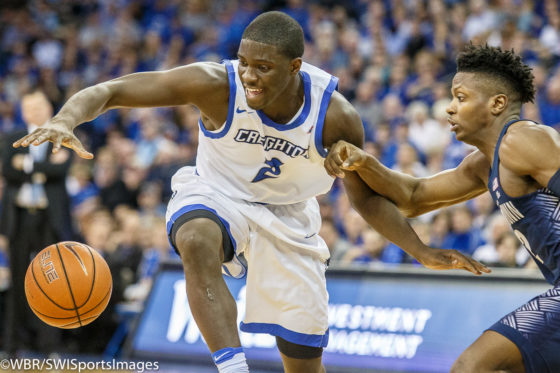 Photo Gallery: #20 Creighton Beats Georgetown 87-70