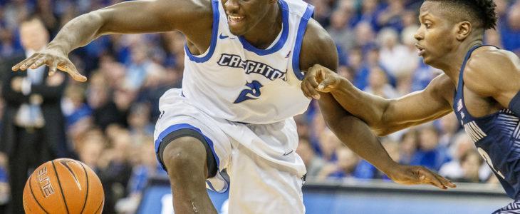 Photo Gallery: #20 Creighton Beats Georgetown 87-70