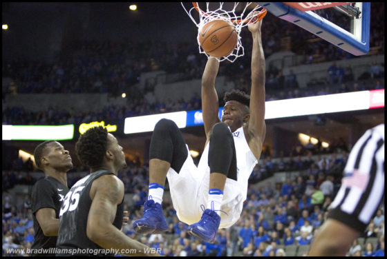 Photo Gallery: #22 Creighton Loses Close One to Xavier