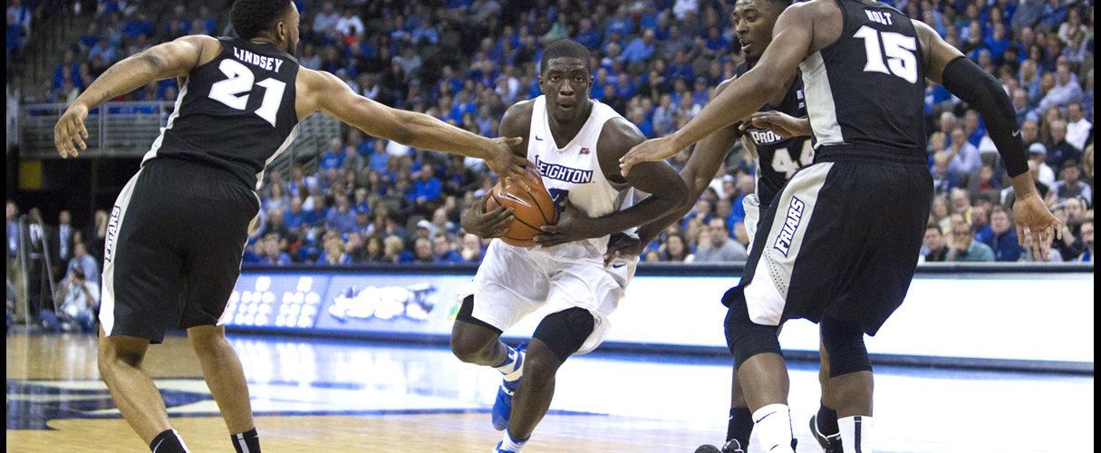Photo Gallery: #23 Creighton Men's Basketball Falls to Providence at Home