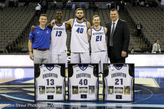 Photo Gallery: Creighton Senior Day Festivities 2016-17