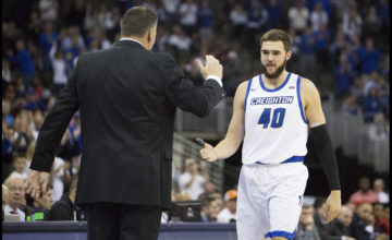 Creighton's Seniors Weathered One Last 'Storm' to go out on top in CenturyLink Center Swan Song