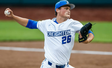 'Baby Jays' bounce back to even season series with Nebraska