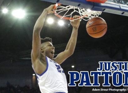 Justin Patton Enters NBA Draft After One Sensational Season