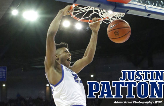 Justin Patton Enters NBA Draft After One Sensational Season