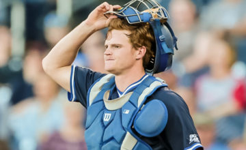 Photo Gallery:  Creighton Baseball Falls to McNeese St. in Game 2 of Series