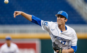 Photo Gallery: Creighton Baseball Advances in Big East Tournament Over Seton Hall