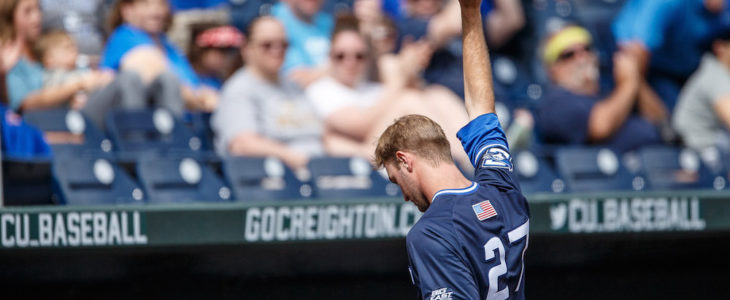 Photo Gallery: Creighton Baseball's Season Ends After Blowout Loss to St. John's