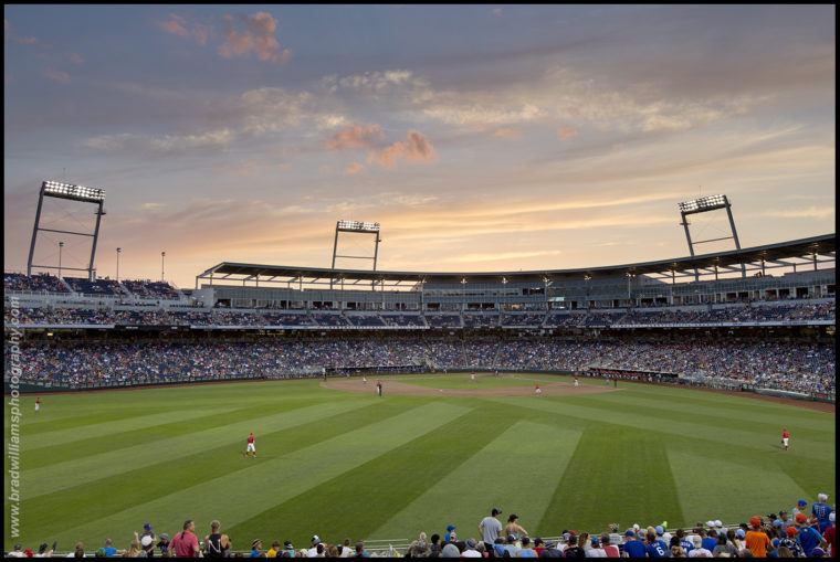 2017 College World Series Day 1 Recap