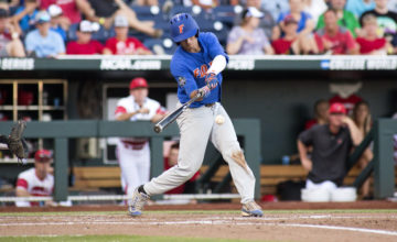 Gators on the doorstep of first CWS title after win over LSU