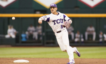 CWS Photo Gallery: TCU Knocks Off Louisville