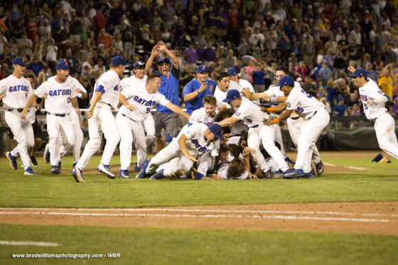 CWS Photo Gallery: Florida Wins National Championship