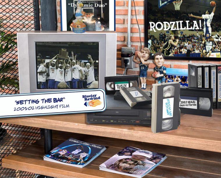Bluejay Rewind: 2001-02 Highlight Video