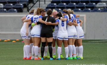 Creighton Women's Soccer Finishes Level With UMKC, 2-2