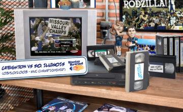 Bluejay Rewind: Creighton Destroys SIU to Win MVC Title (03/10/2003)