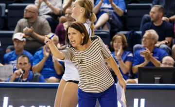 Creighton, Northern Iowa Head Coaches Built a Lasting Friendship Through Volleyball and motherhood