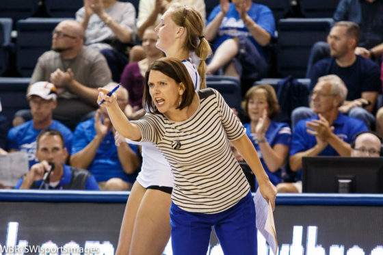 Creighton, Northern Iowa Head Coaches Built a Lasting Friendship Through Volleyball and motherhood