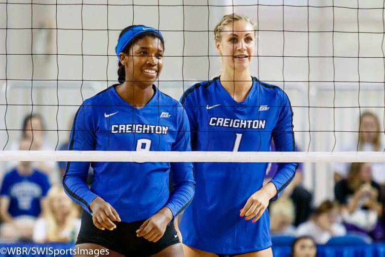 Creighton's Late Game One Rally Set the Tone in a Sweep at Seton Hall