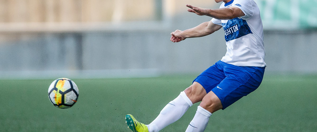 Opportunistic Bluejays Rally to Beat Tulsa With Goals in Waning Seconds of Regulation, Overtime