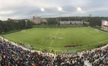 No. 25 Creighton Edges No. 24 UNO in Omaha Soccer Showcase at Caniglia Field