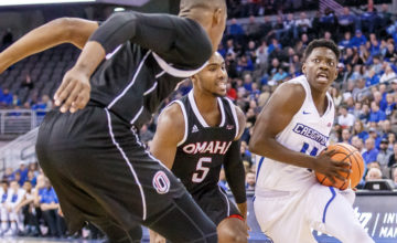 Photo Gallery: Creighton Dominates in Exhibition Win Over Omaha