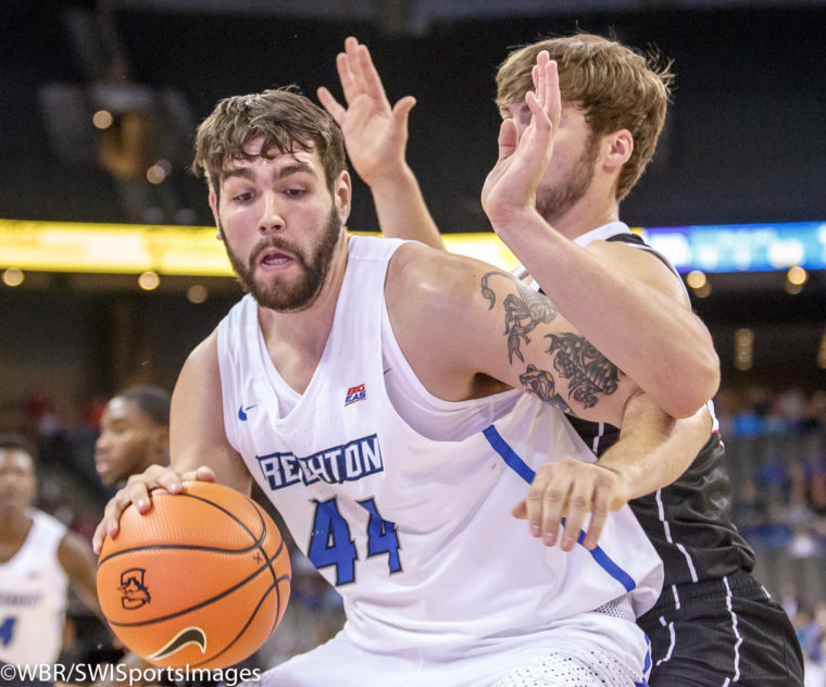 Morning After: Creighton Runs Away from UNO in Charity Exhibition, 96-67