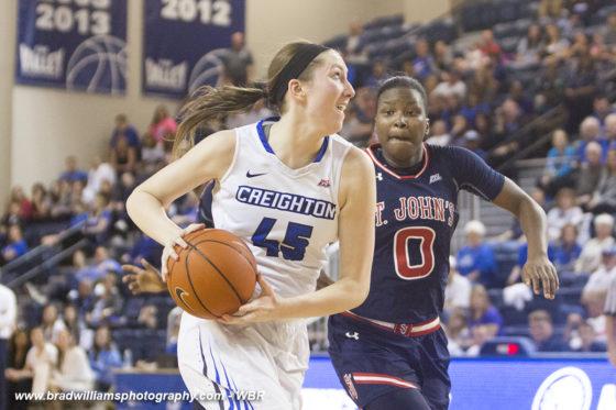 Meet the Bluejays:  2017-18 Creighton Women's Basketball Team