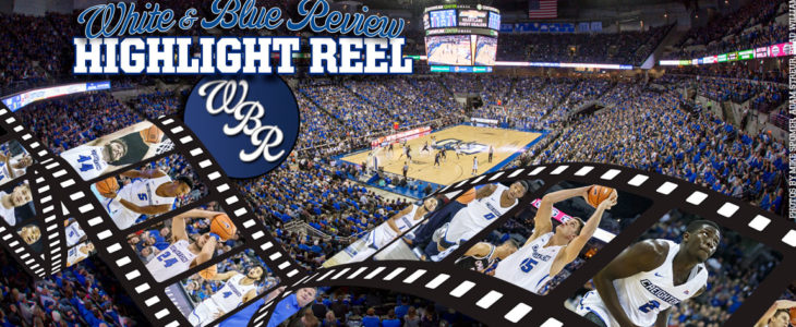 Highlight Reel: Creighton Blows Out SIUE 103-66