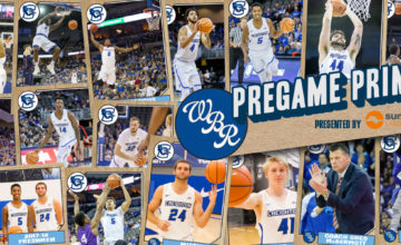 "Pregame Primer: Creighton Battles Georgetown in Eighth Annual ""Creighton Vs Cancer"" Pink-Out Game"