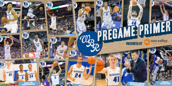 Pregame Primer: Creighton's Five-Game Homestand Continues as Nebraska Visits