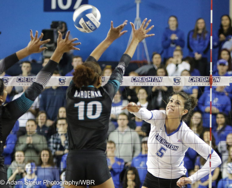 Their performance wasn't clean, but in the end the 9th-seeded Bluejays did enough to get past Coastal Carolina