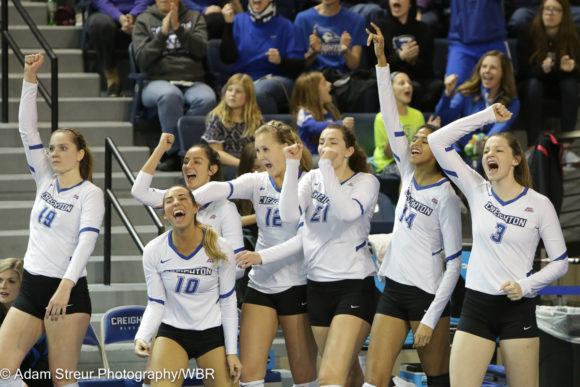 Photo Gallery: Creighton Defeats Coastal Carolina in NCAA Tournament