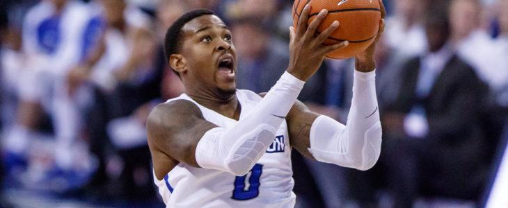 Photo Gallery: Creighton Men's Basketball Rolls Over North Dakota