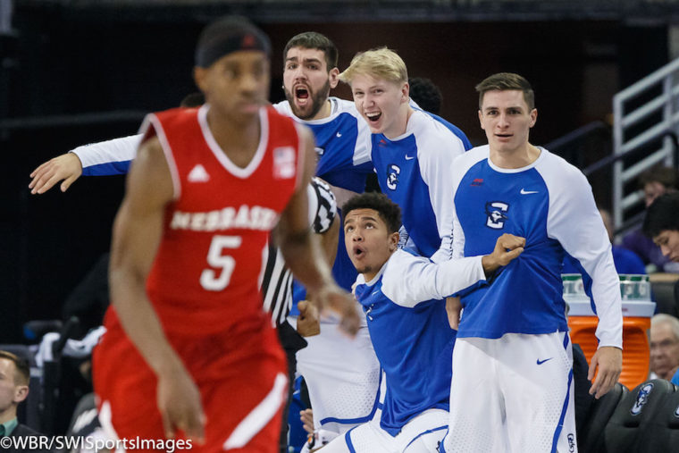 Photo Gallery: Creighton Paints Nebraska Blue (Again) With 75-65 Comeback Win