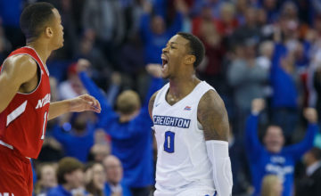 Morning After: It's A Blue State For the Seventh Straight Year as Creighton Once Again Beats Nebraska, 75-65