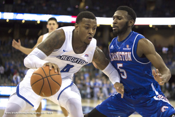 Morning After: #25 Creighton Builds Huge First Half Lead Over UT Arlington, Holds Off Late Rally for 90-81 Win