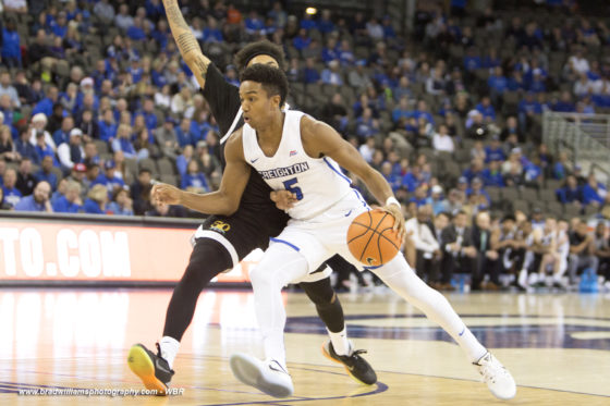Photo Gallery: #25 Creighton Basketball Hitting Full Speed in Win Over USC Upstate