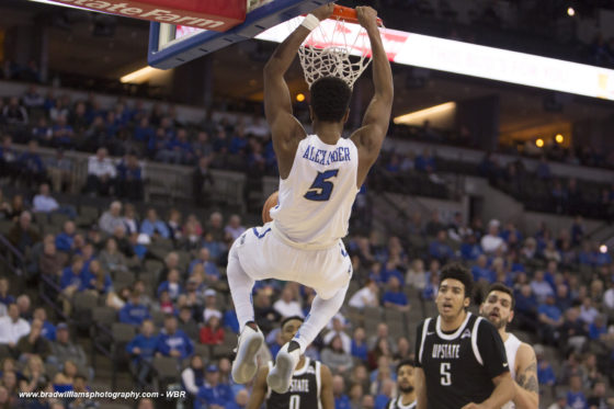 Morning After: #25 Creighton Demolishes Overmatched USC Upstate Team on Record-Setting Night, 116-62