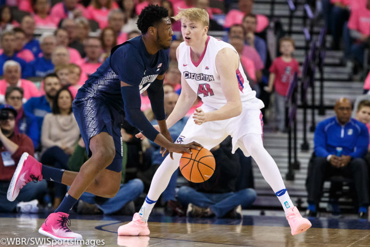 Morning After: Creighton Holds Off Late Georgetown Rally to Win 85-77