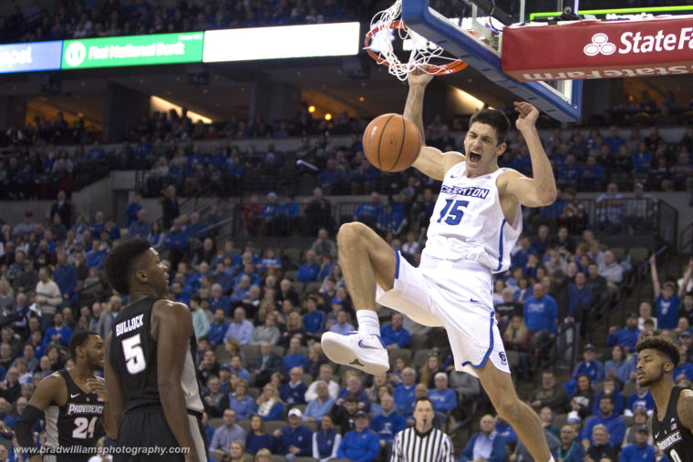 Morning After: No Blown Lead This Time As Creighton Leads Start to Finish in 83-64 Win over Providence