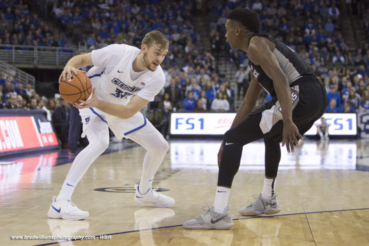 Morning After: Creighton Blows Out Georgetown Behind Barrage of Threes from Toby Hegner