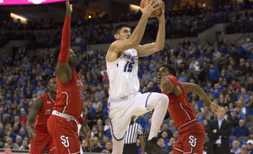 Photo Gallery: Creighton Comes Back Against St. John's